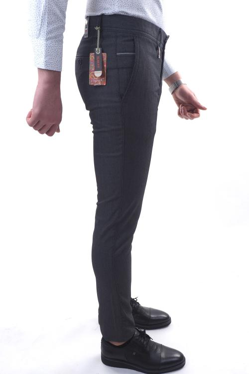 Yandan Cep Fit Erkek Pantolon