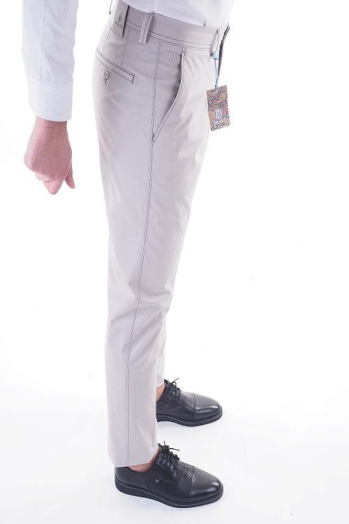 Yandan Cep Regular Erkek Pantolon